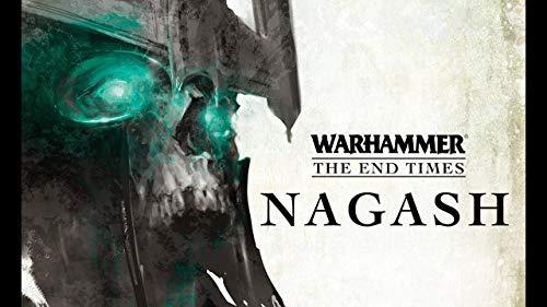 Unbekannt Warhammer: The End Times Nagash (Softcover deutsch)