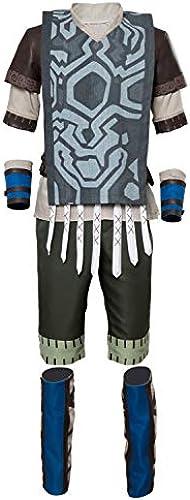 MingoTor Superheld Outfit Cosplay Kostüm Herren XS