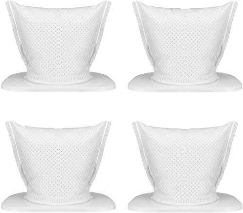 Replaceable Filters for Cordless Handheld Vacuum Cleaner, Washable and Reusable, 4 Pack Vacuum Filters (Model: HM207C, HM207A, HM036B, HM036A, HM208B, HM208A, KB-9005,KB-1605)