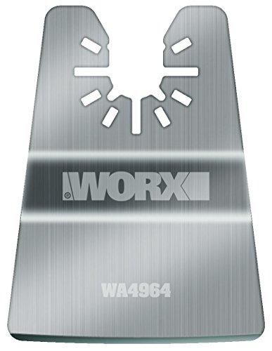 Worx WA4964 Spatola/raschietto rigido per rimozione vernice, moquette, formica per Multifunzione Sonicrafter WX678/679/680/681/693 Sonicrafter