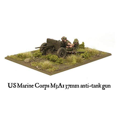 USMC M3A1 37mm Anti-Tank Gun