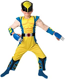 Wolverine Deluxe Child Costume