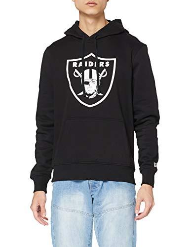 New Era Oakland Raiders Hoody Team Logo Po Hoody Black - S