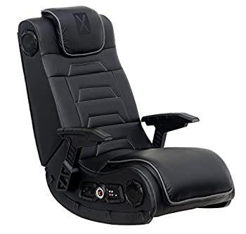 Gaming Chair with Vibration: photo