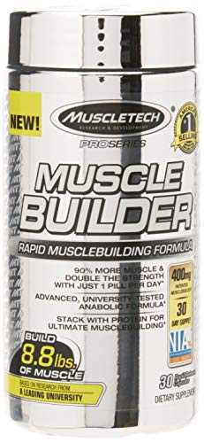 Pro Series Muscle Builder 30 Capsules