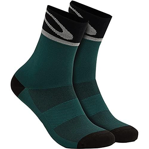 Oakley Men's 3.0 Socks,Small,Bayberry