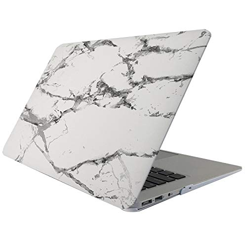 Hanks' shop Protective Case Marble Patterns Apple Laptop Water Decals PC Protective Cover Shell For Macbook Pro Retina 12 Inch (Color : Color5)