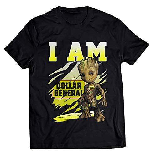 Baby Groot I Am Dollar General Shirt, Hoodie, Sweatshirt for Mens Womens Ladies Kids