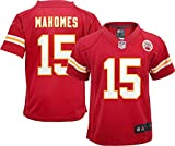 Nike Patrick Mahomes Kansas City Chiefs Toddler Game Jersey - Red (3T)