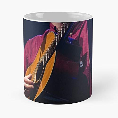 lridescent Rock Indie Salad Music Days Another Mac Demarco One Taza de café con Leche 11 oz