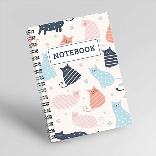 No.21 Notebook for Gym, soft cover, 200 pages, size 6-9 inches, notebook for writing exercise plan. (English Edition)