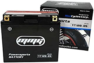 MMG YTX12B-BS / YT12B-BS Maintenance Free 12v Battery Motorcycle Scooter