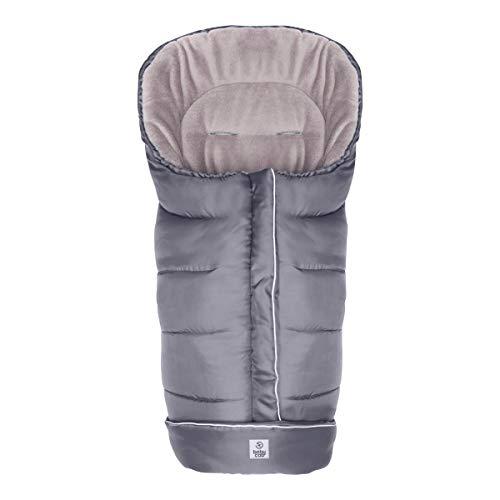 babycab Chancelière d'hiver K2 pour poussette accessoires pour poussette, gris
