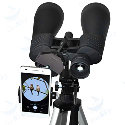 Product Image 2: Gosky Universal Cell Phone Adapter Mount – Compatible Binocular Monocular Spotting Scope Telescope Microscope-Fits almost all Smartphone on the Market -Record The Nature The World