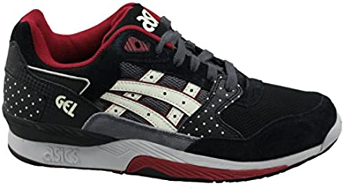 Asics Herren Turnschuh Asics GT- Quick Quick Quick schwarz   glow in the dark  am billigsten