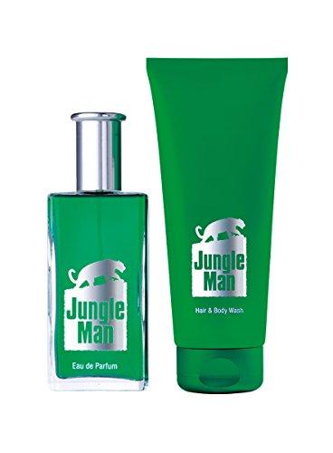 Jungle Man Duftset I (Parfüm & Duschgel)