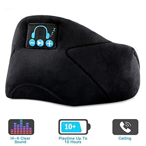 Bluetooth Goggles, Wireless Stereo Bluetooth Headset Muziek van de Slaap headset met microfoon headset,1