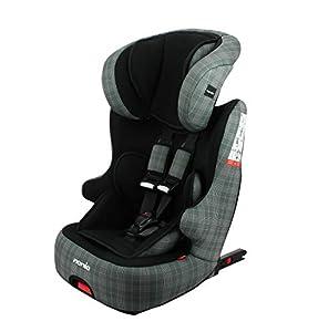 Silla de coche para Bebe isofix RACER grupo 1/2/3 (9-36kg) avec assise - con proteccion lateral -Nania London
