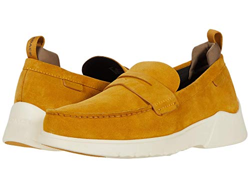 COACH Suede Hybrid Loafer Flax 10.5 D (M)