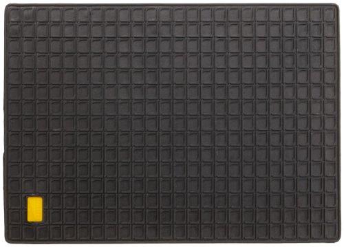 Unitec 745Unitec 76 Wabenmatte Clip 69,5x49,5 schwarz