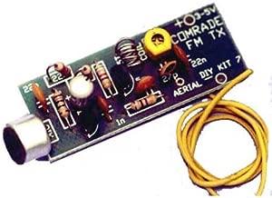Powerful 100m Range FM Transmitter Kit