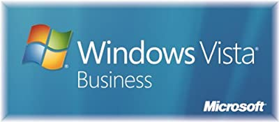 Windows Vista Business SP2 64-bit English 1 Pack DSP OEI DVD