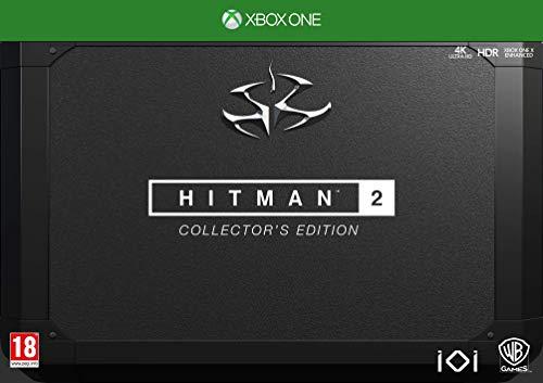 Hitman 2 Collectors Edition - Xbox One [Importación inglesa]