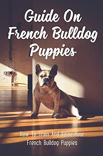 Guide On French Bulldog Puppies: How To Train And Raise Your French Bulldog Puppies: French Bulldog Puppy Training Preparation