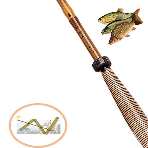 AHXF Caña De Pescar, Vara De Pescar Telescópica, Ca?a De Pescar De...
