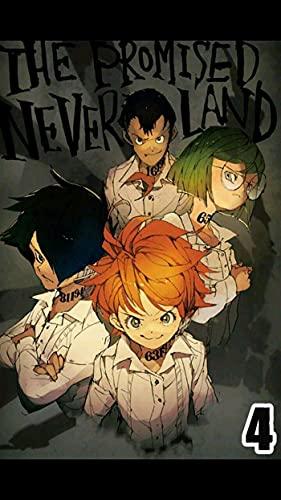 Full Collection Manga Yakusoku No Neverland: Promised To Neverland Manga Book 4 (English Edition)