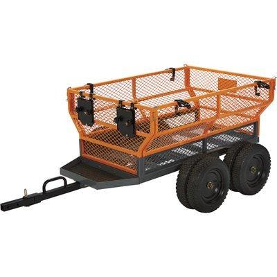 Bannon Utility Trailer 1600 Lb Capacity