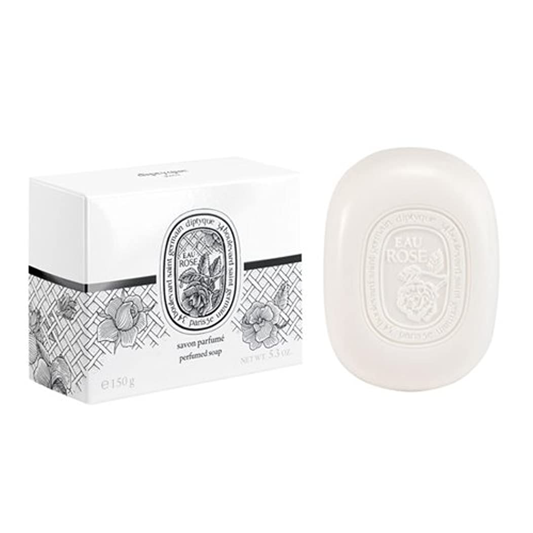 ネックレスピーブギャロップディプティック フレグランスソープ オーローズ 150g DIPTYQUE EAU ROSE SOAP [並行輸入品]