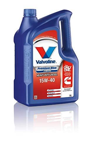 PREMIUM BLUE Valvoline 7800 Aceite HP SAE 15W40. Recomendado y aprovado Exclusivamente por Cummins (1)