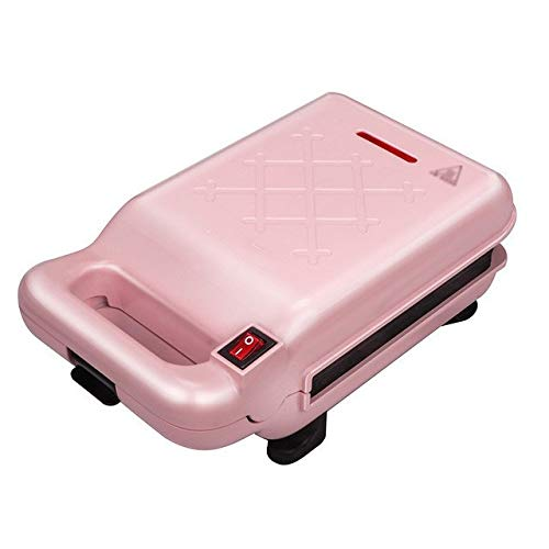 JYDQB Sandwich Maker toaster Iron Bread Toast Breakfast Machine Pancake Baking Frying Pan Gas Non-Stick Double-sided heating (Color : A)