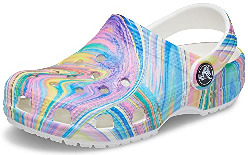 Crocs Girls Classic out of This World II Clogs