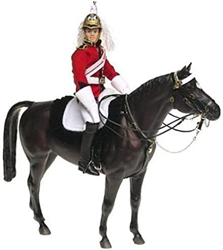 Breyer Horses Gift Set - The Life Guards of the Queen's Household Cavalry - Limited Edition by Toys
