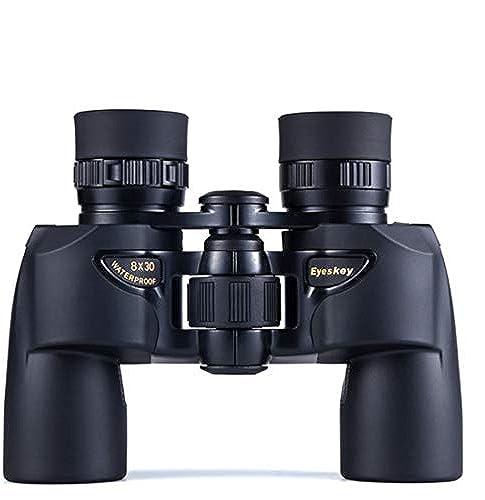 Mifusanahorn Wasserdichtes 8x30 High Power High Definition Binokulares Stickstoff-Teleskop (Farbe   schwarz)
