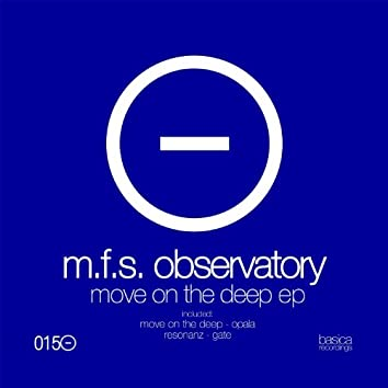 Move On the Deep - EP