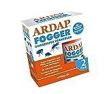 ARDAP Fogger 2 x 100ml - Effektiver Vernebler zur Ungeziefer- &...