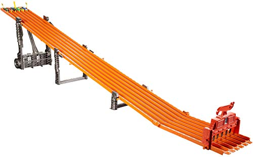 Hot Wheels Super 6-lane Raceway Orange