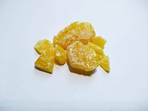 Livingmind Räucherwerk - 50g Fichtenharz Burgunderharz (Piceae Resina) 100% naturrein Beste Qualität Räucherwerk waldiger Rauch