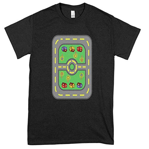 Car Play Mat T Shirt Classic Guys Unisex Tee I Love This Shirt Best Shirt For You Unique Tees Gift T-Shirt Vintage Classic