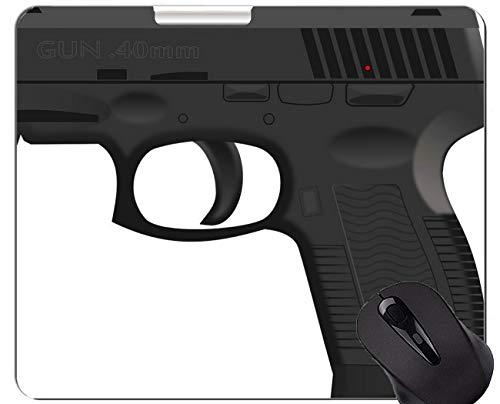 Einzigartige kundenspezifische Mausunterlage Mousepad, Gewehr-Steuerung in Amerika-Gewehr-Mausunterlagen