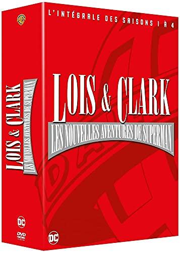 Loïs & Clark, Les Nouvelles Aventures de Superman-L'intégrale des Saisons 1-2-3-4