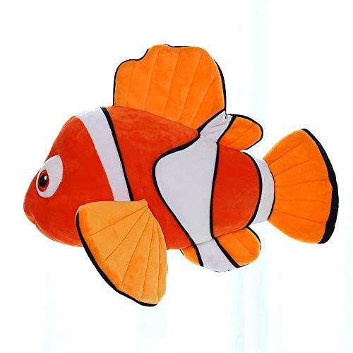 Tylyund Peluches 23cm Simulación Nemo Dory Juguetes De Peluche Animal De Peluche Película Dory Lindo Pez Payaso Suave Muñeca Chico Encantador Anime