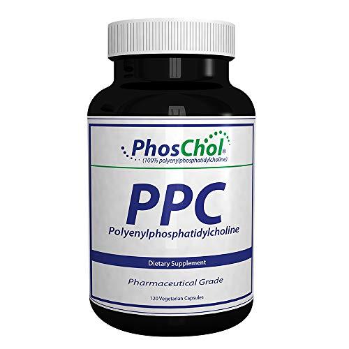 Nutrasal PhosChol, 600mg – 120 Gel Capsules
