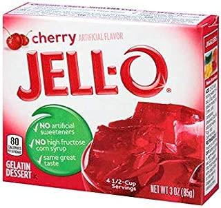 Best sugar free cherry jello Reviews