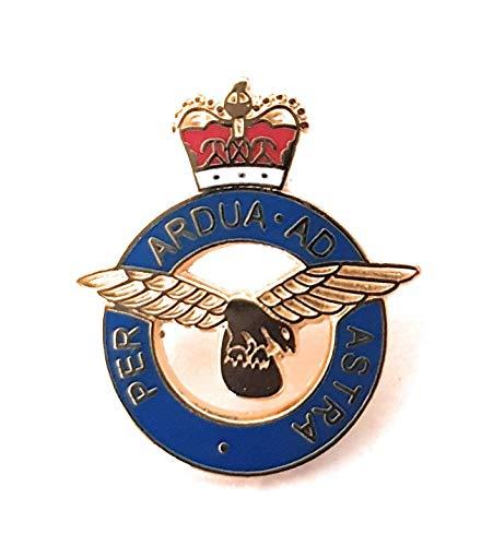 Bundeswehr Abzeichen Wappen von RAF Royal Air Force Anstecker Emaille