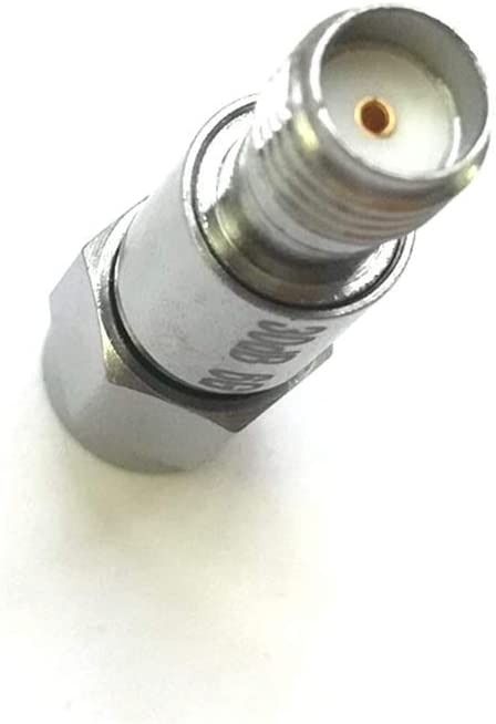 2W SMA Coaxial RF Attenuator DC to 6.0GHz 50ohm,25dB