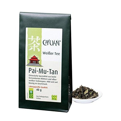 CH'UAN® Weißer Tee Pai Mu Tan bio (40 g)